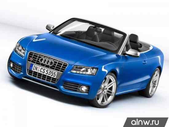 Руководство по ремонту Audi S5 I Кабриолет
