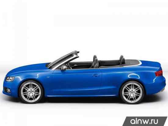 Каталог запасных частей Audi S5 I Кабриолет