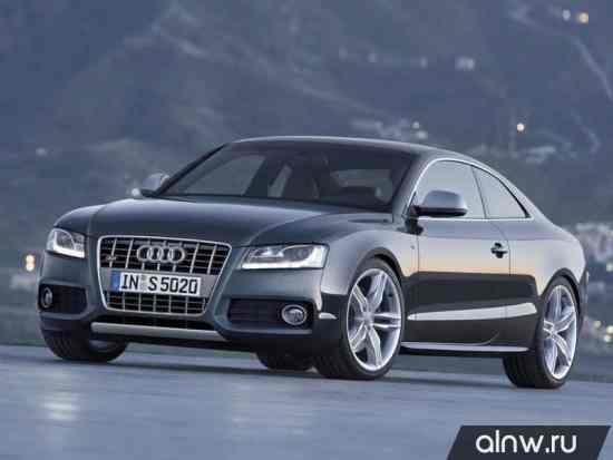 Руководство по ремонту Audi S5 I Купе