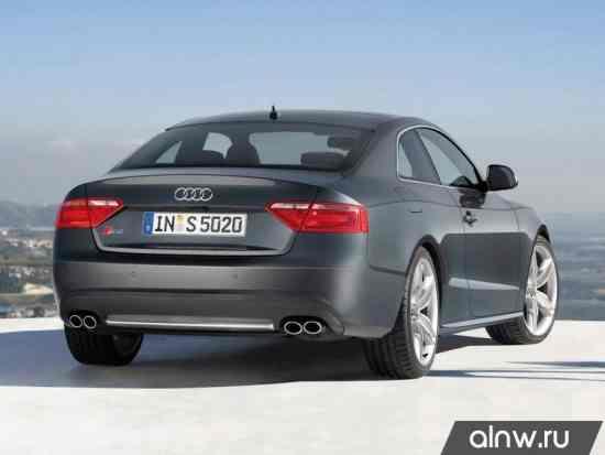 Каталог запасных частей Audi S5 I Купе