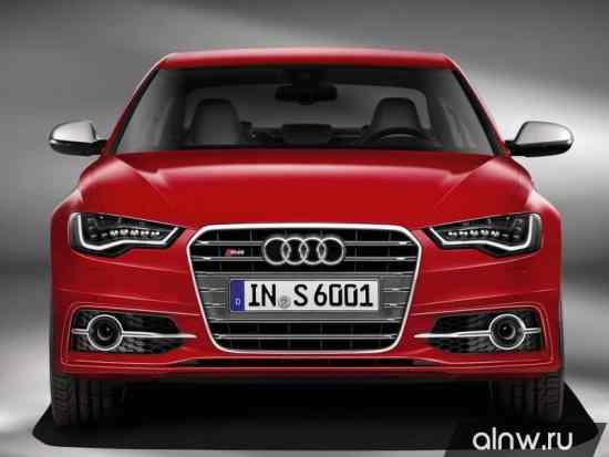 Инструкция по эксплуатации Audi S6 IV (C7) Седан