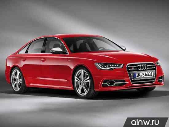 Каталог запасных частей Audi S6 IV (C7) Седан