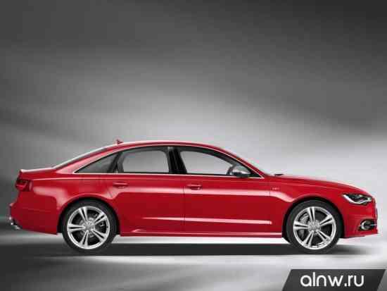Программа диагностики Audi S6 IV (C7) Седан
