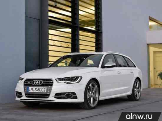 Audi S6 IV (C7) Универсал 5 дв.