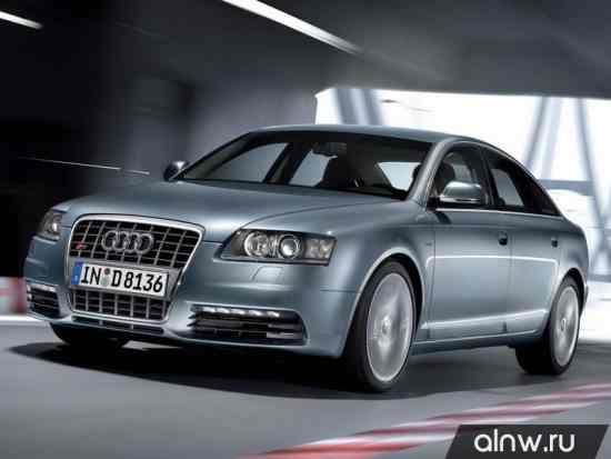 Audi S6 III (C6) Седан