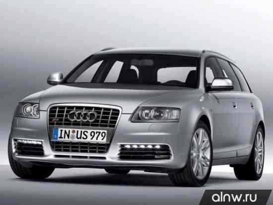 Audi S6 III (C6) Универсал 5 дв.