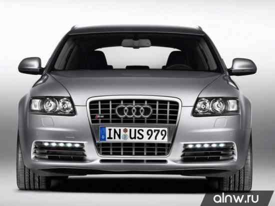 Инструкция по эксплуатации Audi S6 III (C6) Универсал 5 дв.