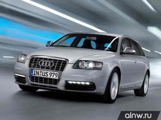 Каталог запасных частей Audi S6 III (C6) Универсал 5 дв.
