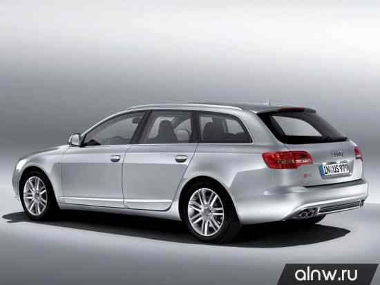 Программа диагностики Audi S6 III (C6) Универсал 5 дв.