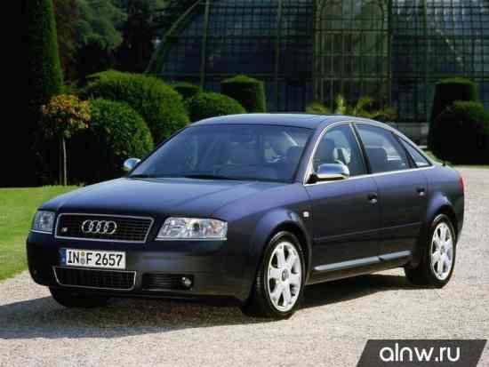 Audi S6 II (C5) Седан