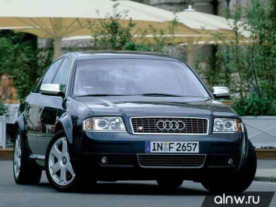 Инструкция по эксплуатации Audi S6 II (C5) Седан
