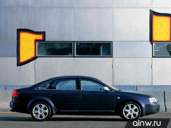 Каталог запасных частей Audi S6 II (C5) Седан