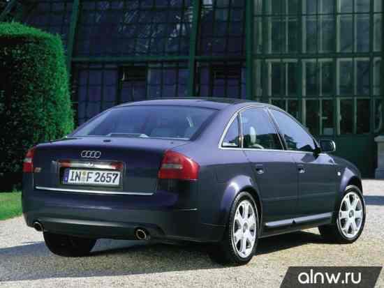 Программа диагностики Audi S6 II (C5) Седан