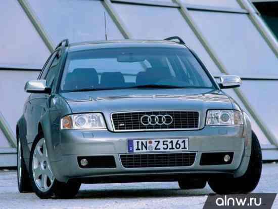 Инструкция по эксплуатации Audi S6 II (C5) Универсал 5 дв.