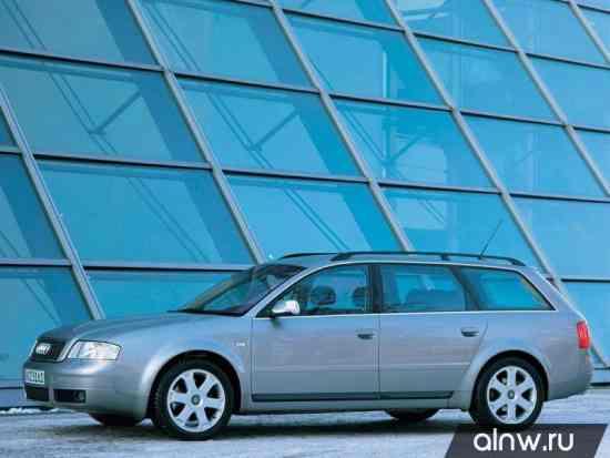 Каталог запасных частей Audi S6 II (C5) Универсал 5 дв.