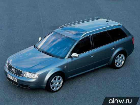 Программа диагностики Audi S6 II (C5) Универсал 5 дв.