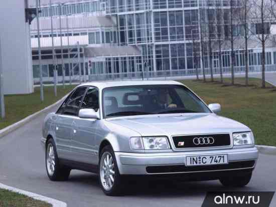 Audi S6 I (C4) Седан