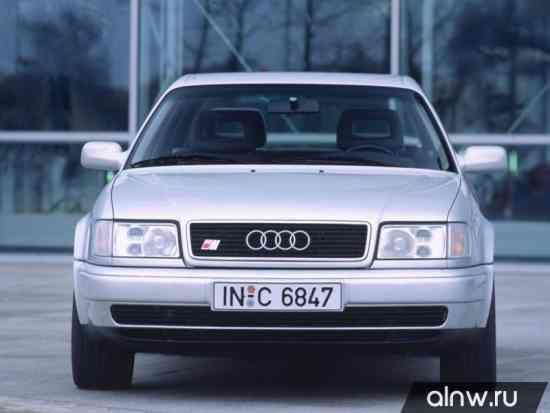 Инструкция по эксплуатации Audi S6 I (C4) Седан