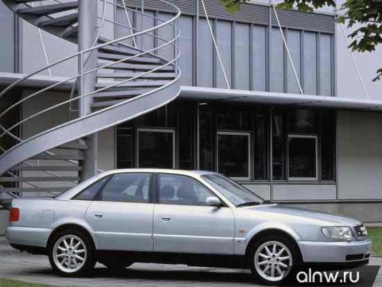 Каталог запасных частей Audi S6 I (C4) Седан