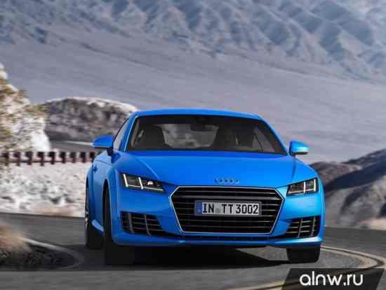 Инструкция по эксплуатации Audi TT III (8S) Купе