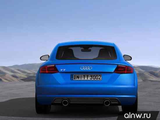 Каталог запасных частей Audi TT III (8S) Купе