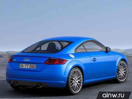 Программа диагностики Audi TT III (8S) Купе