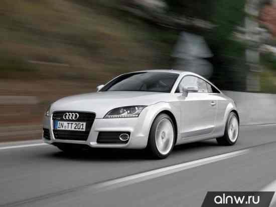 Инструкция по эксплуатации Audi TT II (8J) Купе
