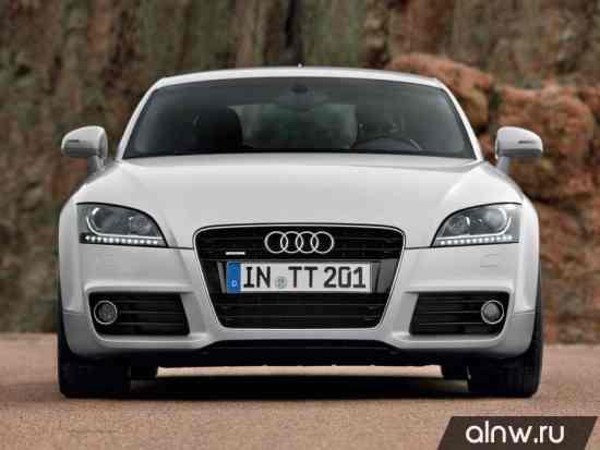Каталог запасных частей Audi TT II (8J) Купе