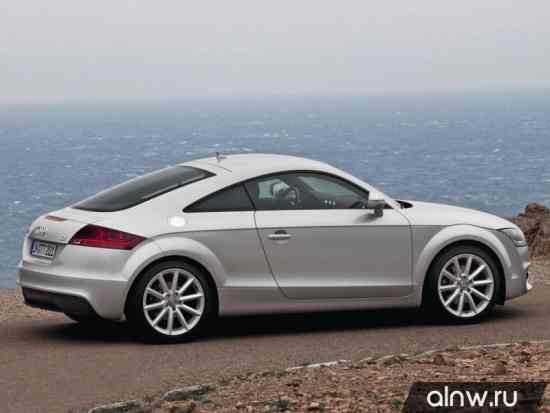 Программа диагностики Audi TT II (8J) Купе
