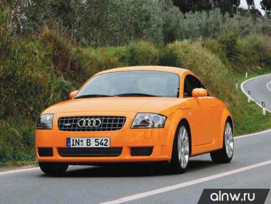 Audi TT I (8N) Купе