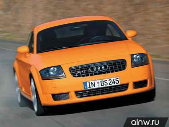 Инструкция по эксплуатации Audi TT I (8N) Купе