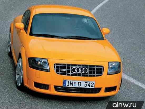 Программа диагностики Audi TT I (8N) Купе