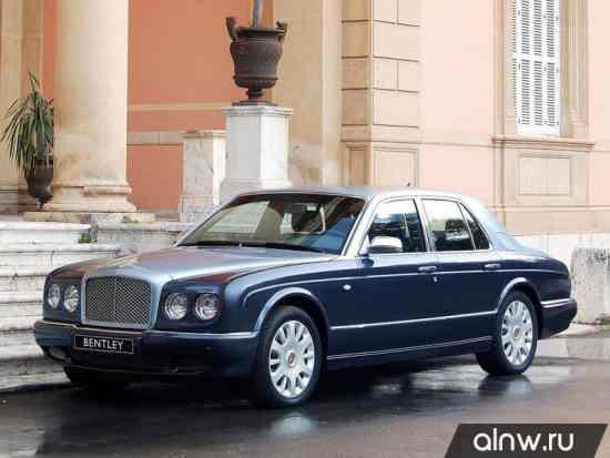 Инструкция по эксплуатации Bentley Arnage II Седан