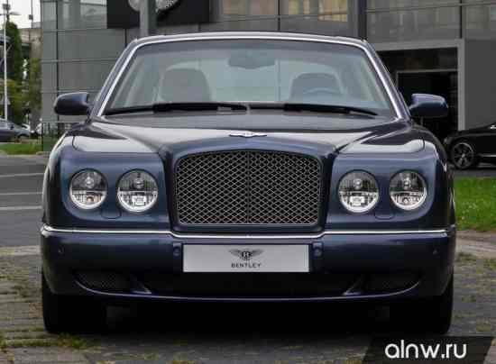Программа диагностики Bentley Arnage II Седан