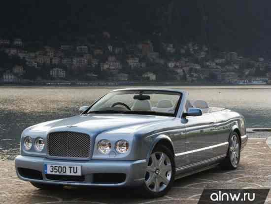 Руководство по ремонту Bentley Azure II Кабриолет