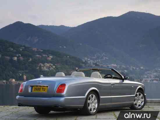 Инструкция по эксплуатации Bentley Azure II Кабриолет