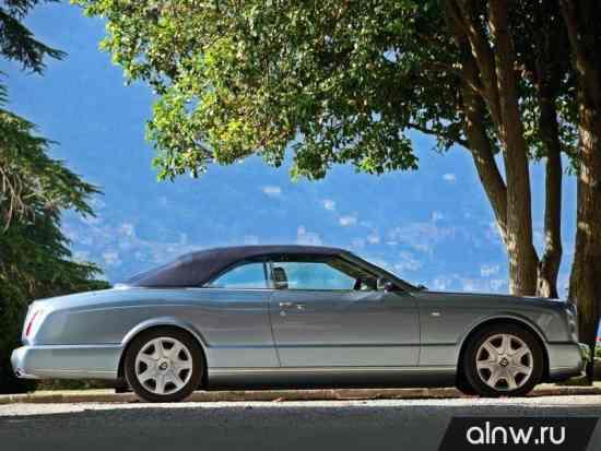 Каталог запасных частей Bentley Azure II Кабриолет