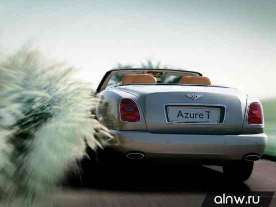 Программа диагностики Bentley Azure II Кабриолет