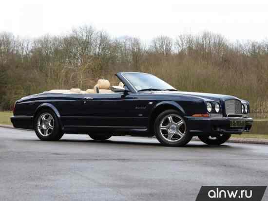 Руководство по ремонту Bentley Azure I Кабриолет