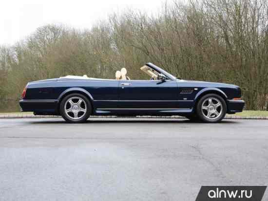 Каталог запасных частей Bentley Azure I Кабриолет