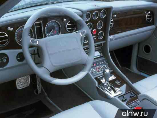 Программа диагностики Bentley Azure I Кабриолет