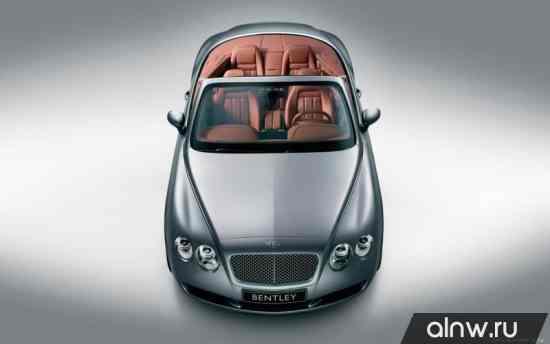 Программа диагностики Bentley Continental GT I Кабриолет