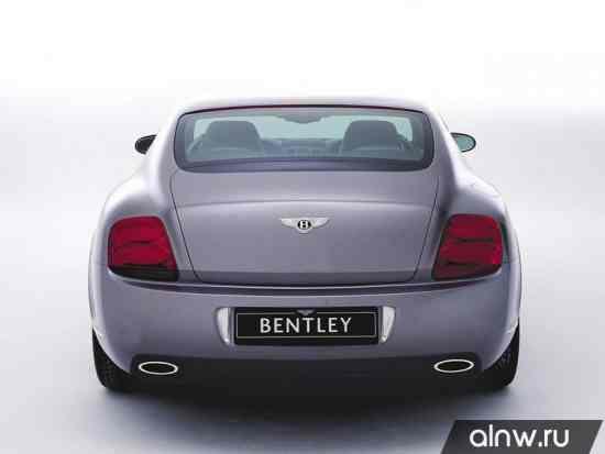 Программа диагностики Bentley Continental GT I Купе