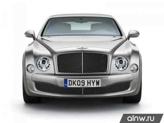 Инструкция по эксплуатации Bentley Mulsanne II Седан