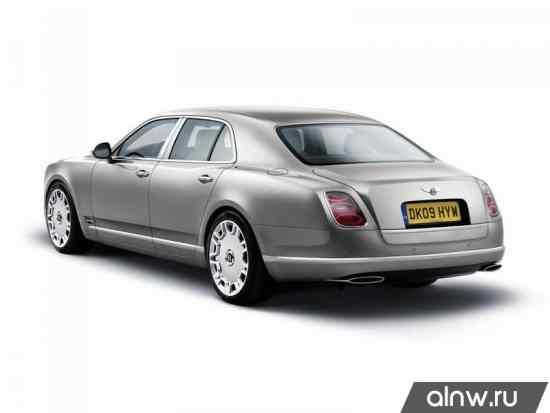 Каталог запасных частей Bentley Mulsanne II Седан