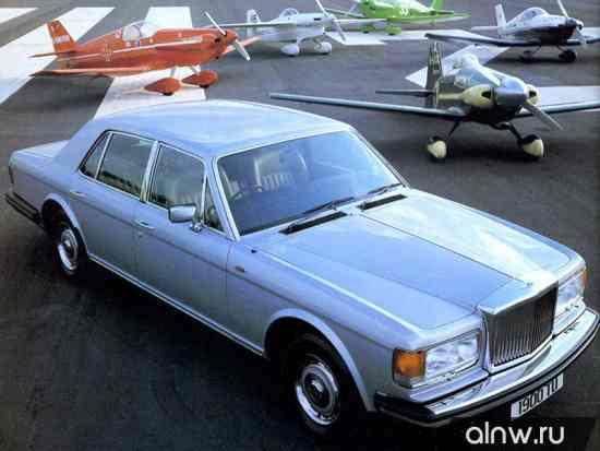Инструкция по эксплуатации Bentley Mulsanne I Седан