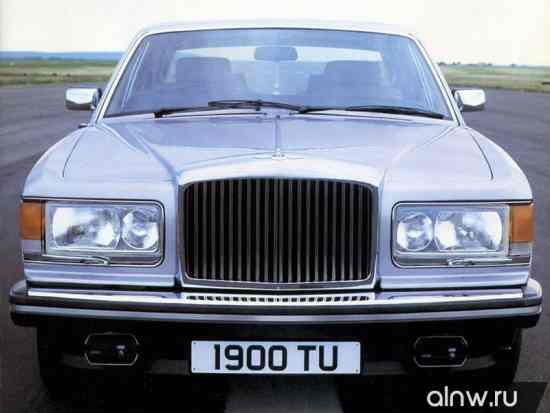 Каталог запасных частей Bentley Mulsanne I Седан