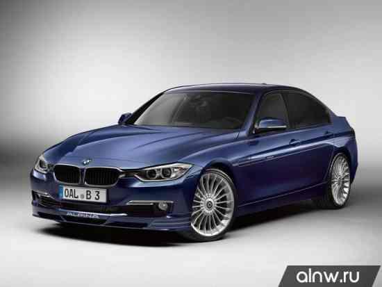 Руководство по ремонту BMW Alpina 3 series VI (F30) Седан