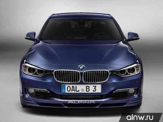 Инструкция по эксплуатации BMW Alpina 3 series VI (F30) Седан