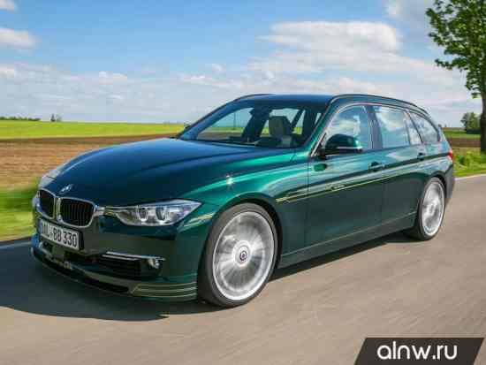Инструкция по эксплуатации BMW Alpina 3 series VI (F30) Универсал 5 дв.